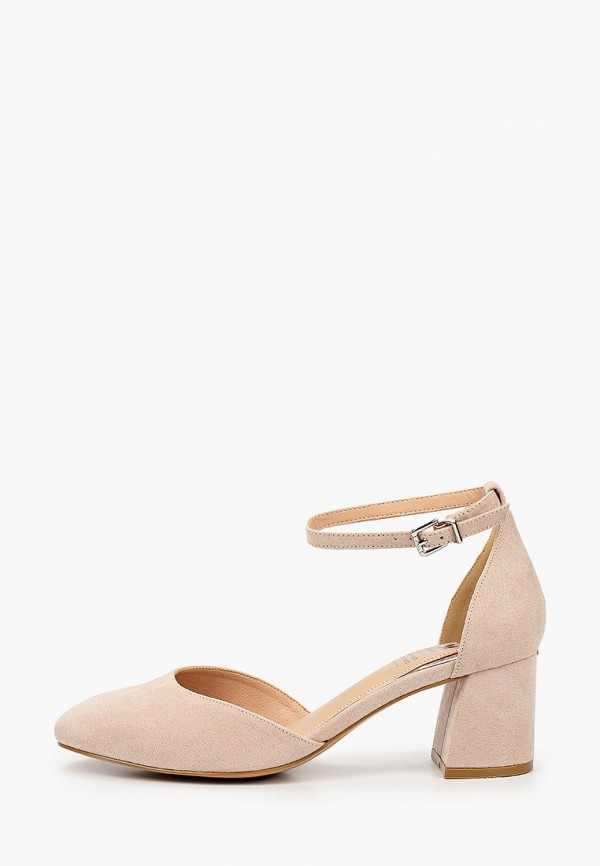 женские туфли bata, бежевые