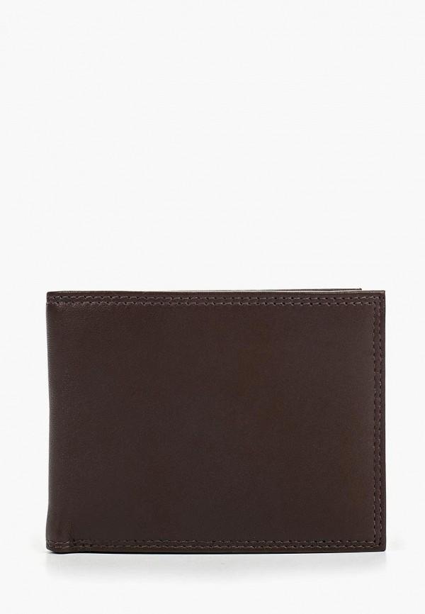 мужской кошелёк bata, коричневый