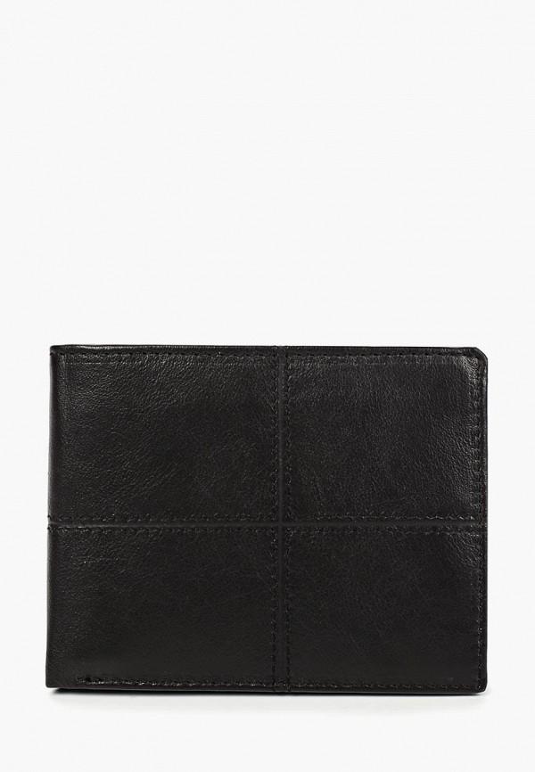 мужской кошелёк bata, черный