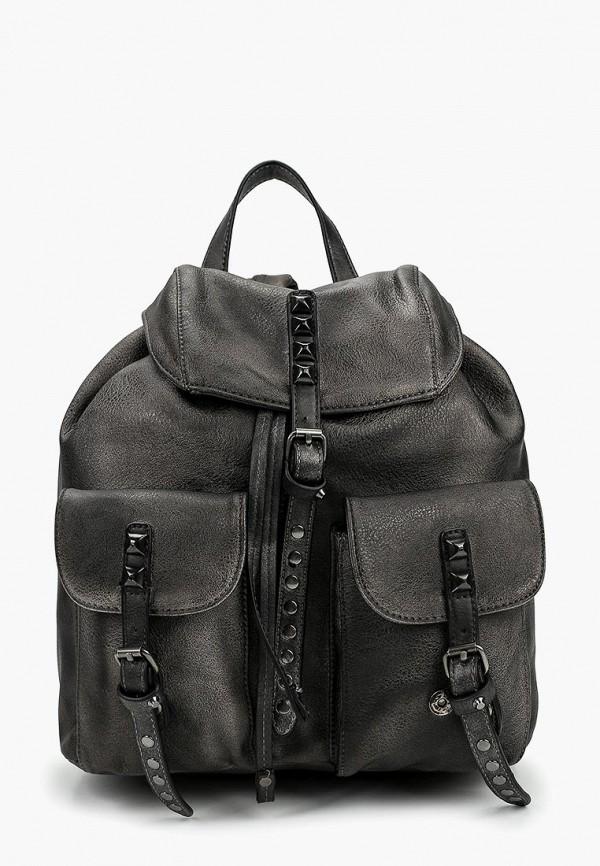женский рюкзак bata, серый