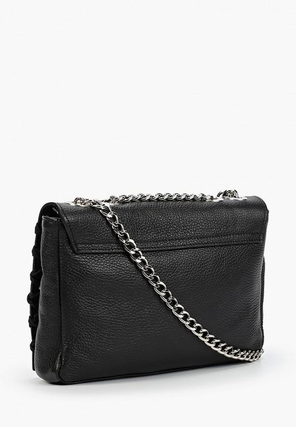Фото 2 - женскую сумку Bata черного цвета