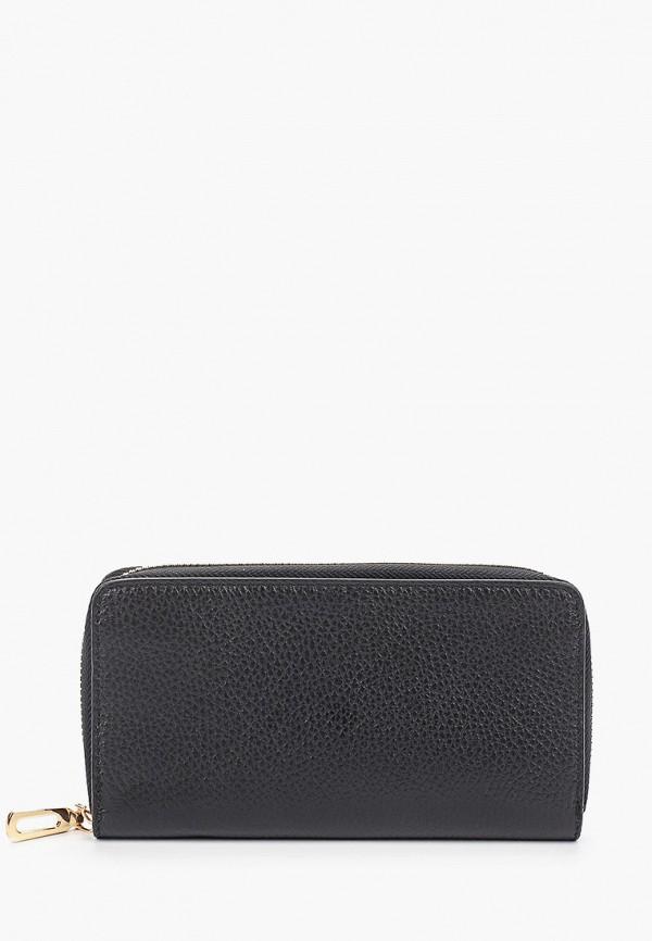 Фото - женский кошелек или портмоне Bata черного цвета