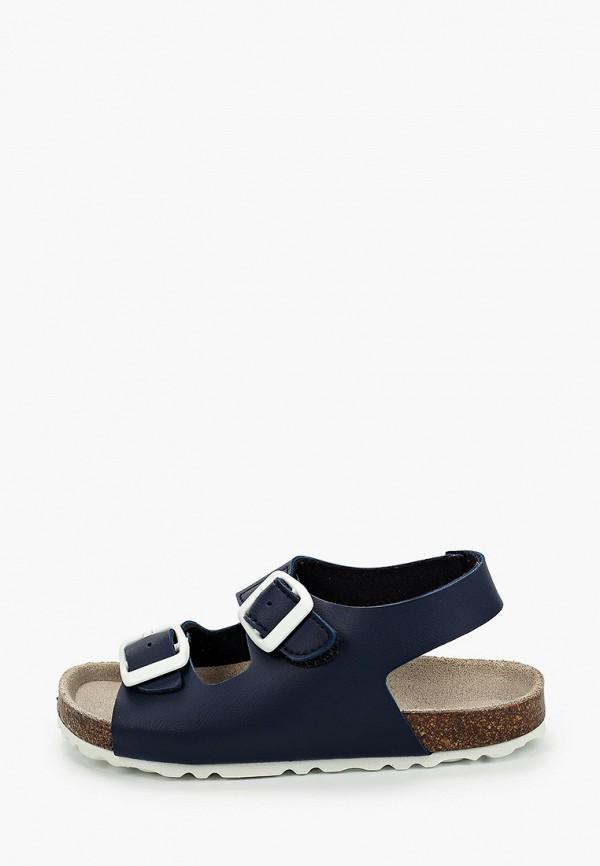 сандалии barritos для мальчика, синие