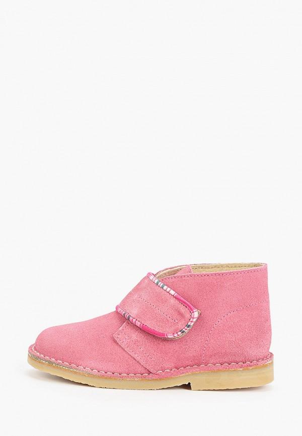 ботинки barritos малыши, розовые