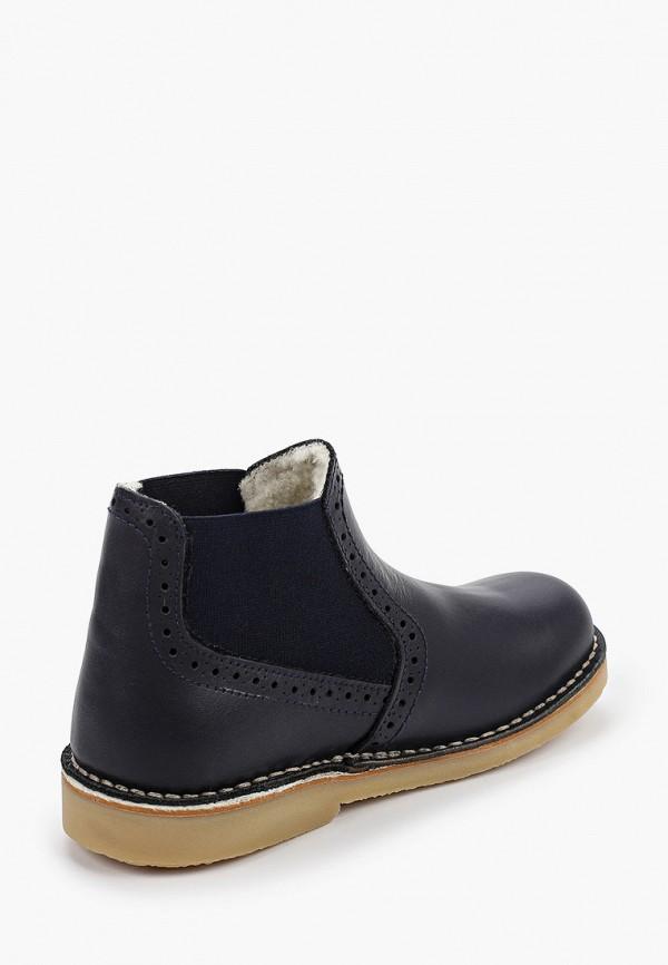 Фото 3 - Ботинки Barritos синего цвета