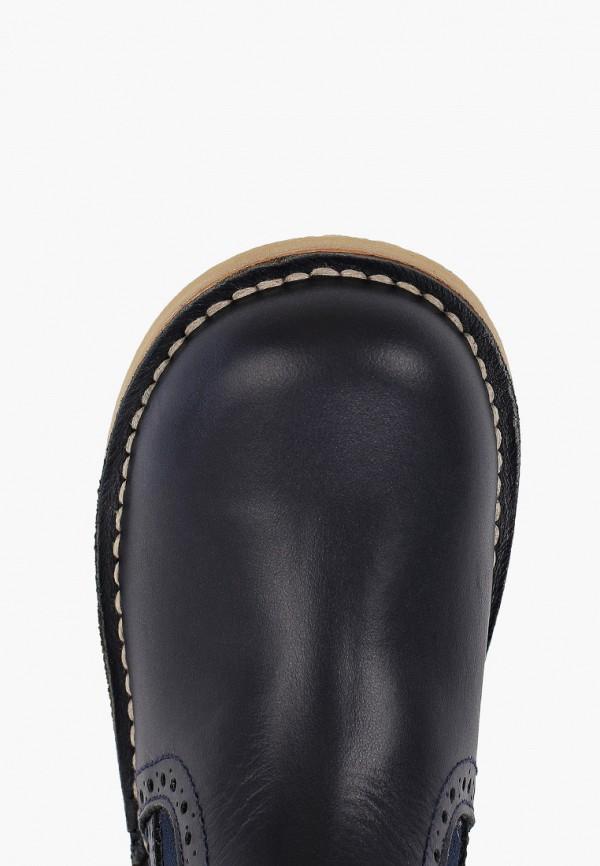 Фото 4 - Ботинки Barritos синего цвета