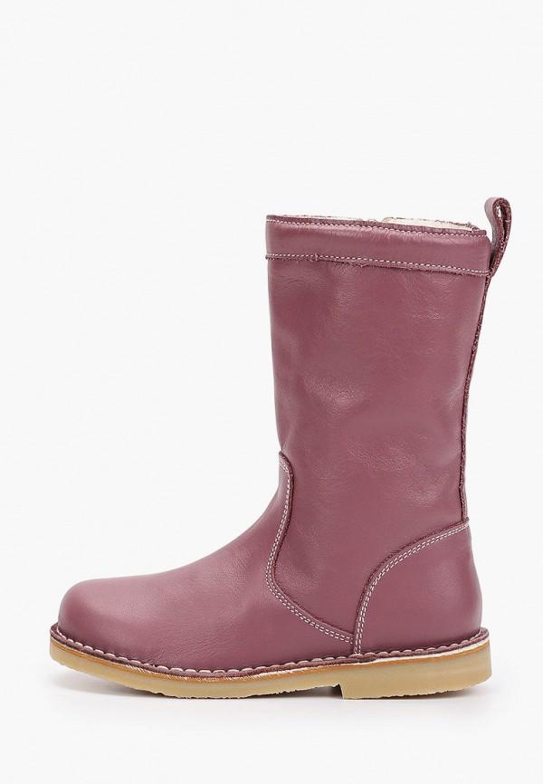 сапоги barritos для девочки, фиолетовые