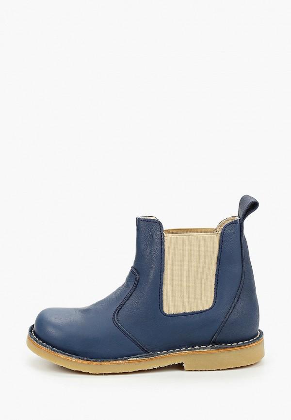 ботинки barritos для мальчика, синие