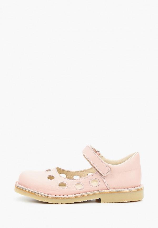 туфли barritos для девочки, розовые