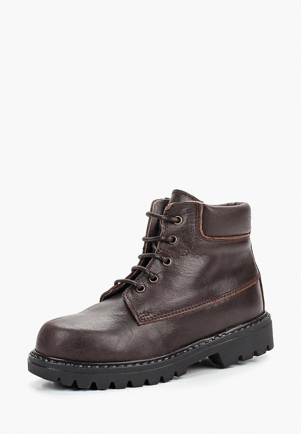 Ботинки для мальчика Barritos 4156