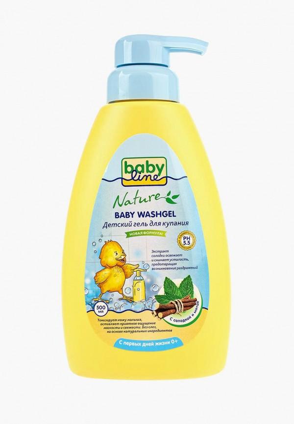 Гель для купания Babyline Babyline BA066LKNWE62 молочко для тела babyline babyline ba066lknwe81