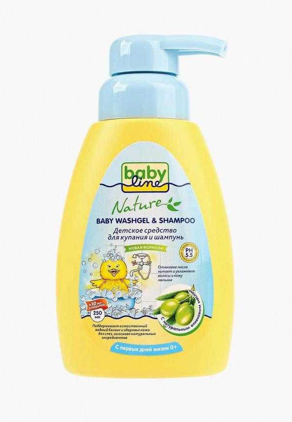 Гель для купания Babyline Babyline BA066LKNWE73 молочко для тела babyline babyline ba066lknwe81