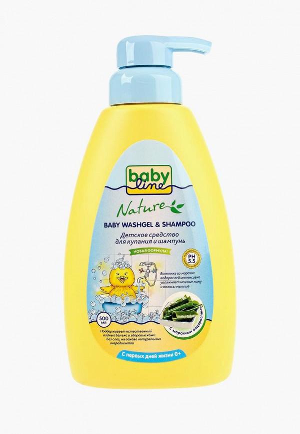 Гель для купания Babyline Babyline BA066LKNWE74 молочко для тела babyline babyline ba066lknwe81