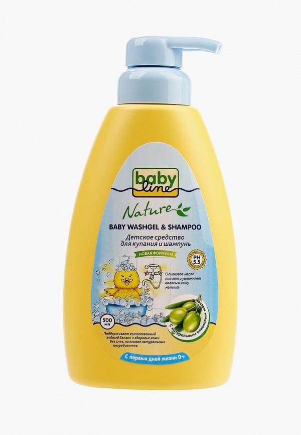 Гель для купания Babyline Babyline BA066LKNWE75 молочко для тела babyline babyline ba066lknwe81