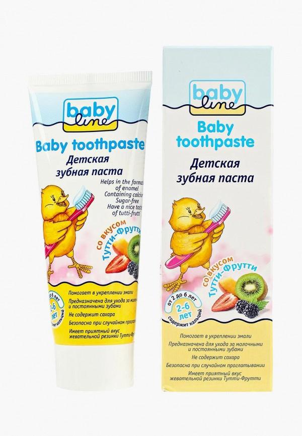 Купить Зубная паста Babyline, Babyline BA066LKNWE96, прозрачный, Осень-зима 2018/2019
