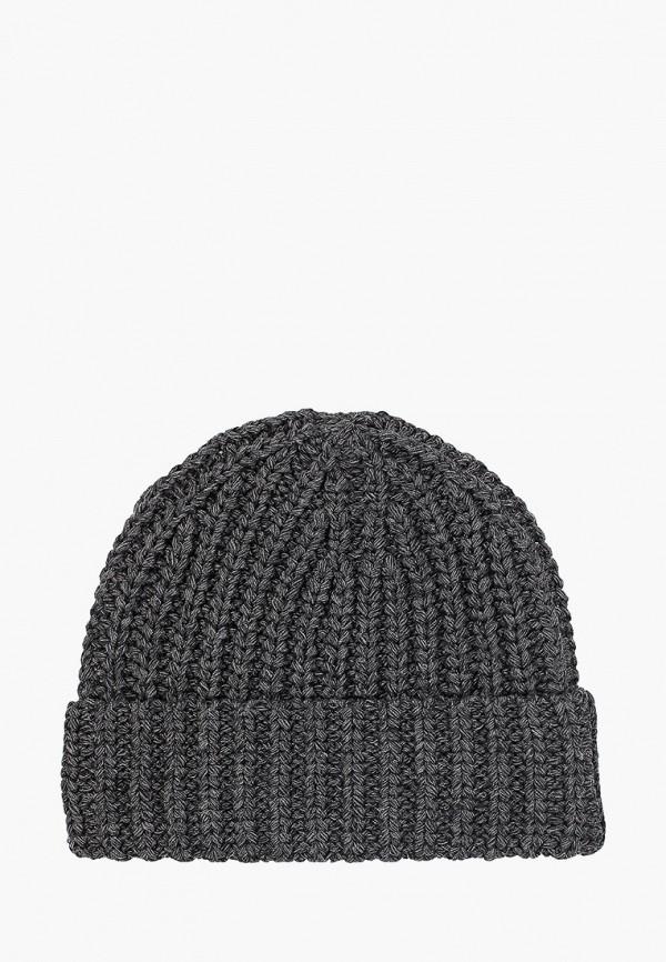 Фото - мужскую шапку Banana Republic серого цвета