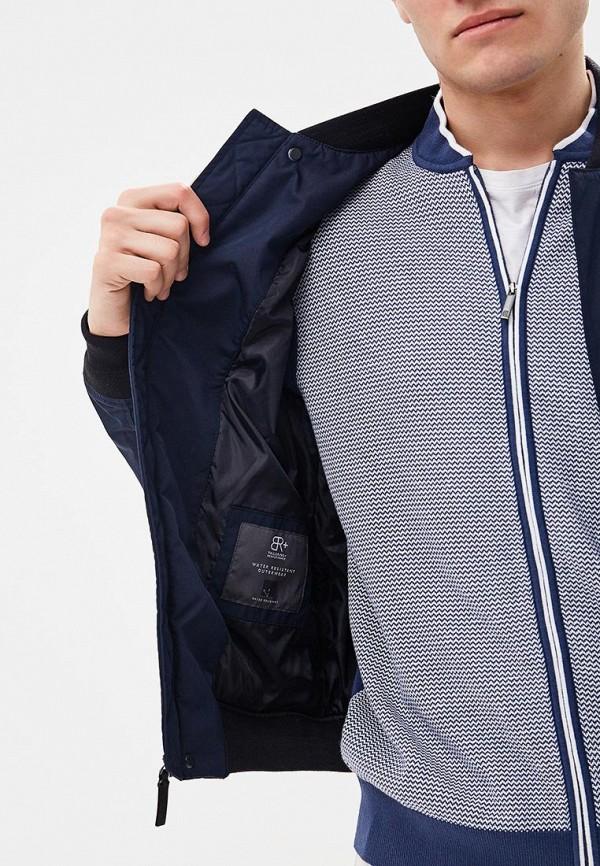 Фото 9 - Куртку утепленная Banana Republic синего цвета