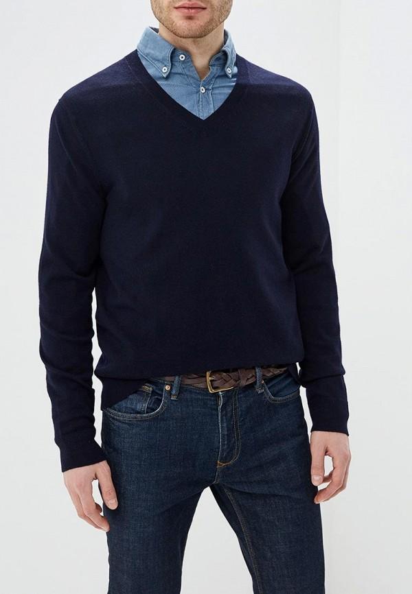 мужской пуловер banana republic, черный