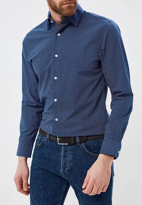Купить Рубашка Banana Republic, Banana Republic BA067EMCZHX7, синий, Осень-зима 2018/2019
