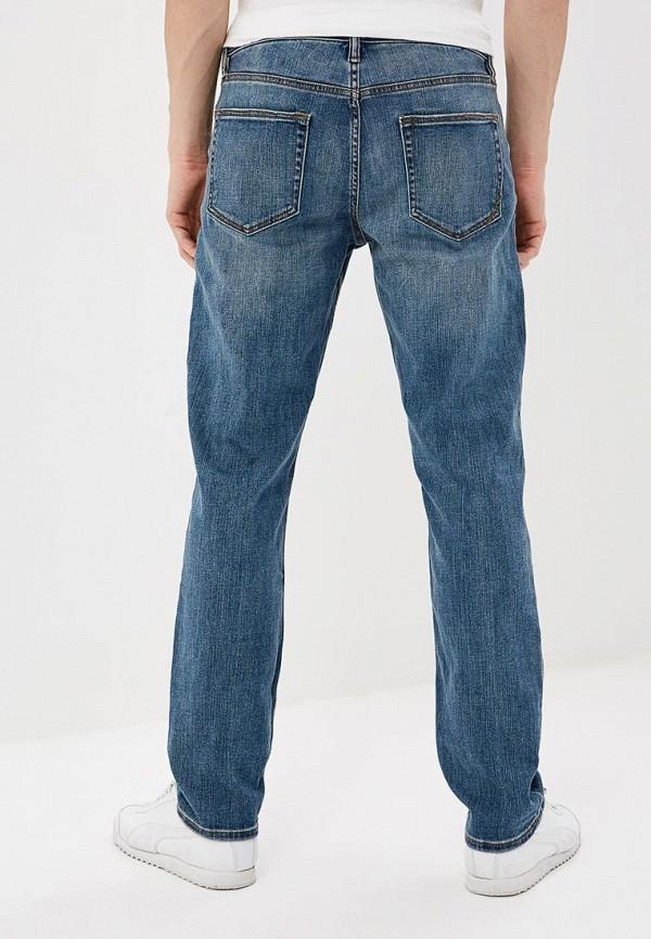 Фото 3 - мужские джинсы Banana Republic синего цвета