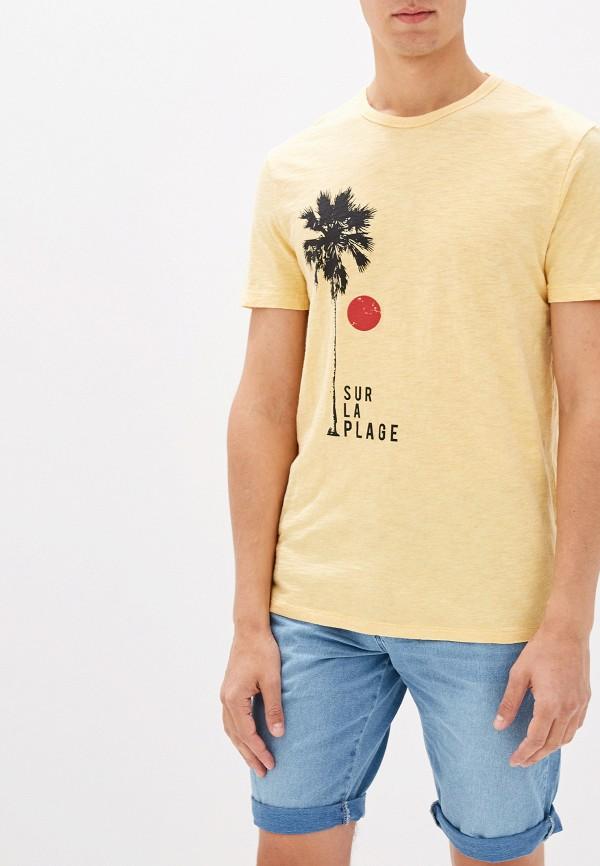 Футболка Banana Republic Banana Republic BA067EMEWYY4 футболка insight palm republic grey snow marle