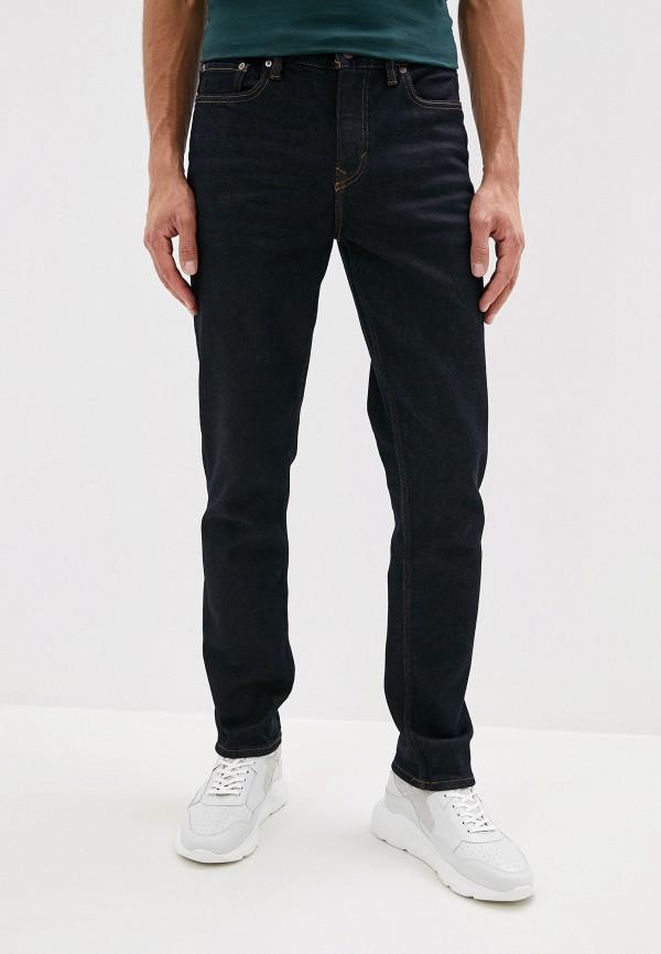 Фото - мужские джинсы Banana Republic синего цвета