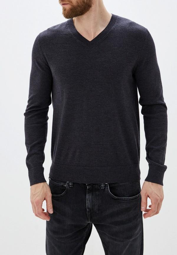 мужской пуловер banana republic, серый