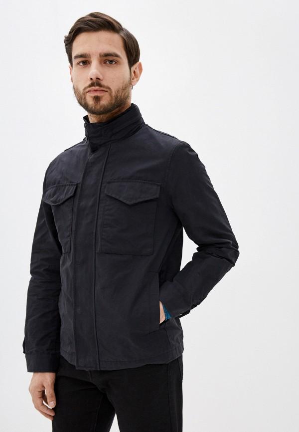 мужская куртка banana republic, черная