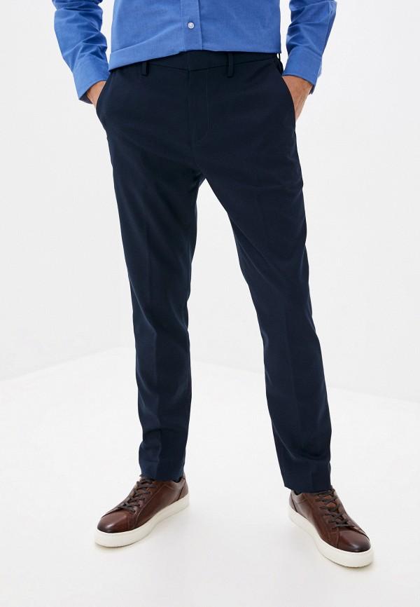 мужские брюки banana republic, синие