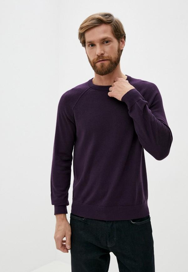 мужской джемпер banana republic, фиолетовый