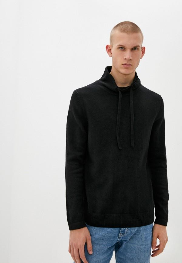 мужской свитер banana republic, черный