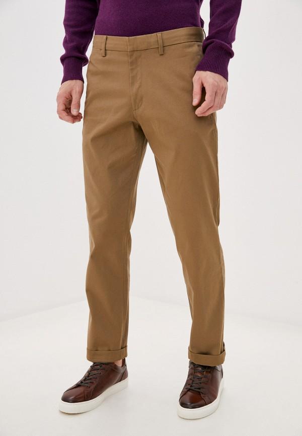 мужские брюки чинос banana republic, бежевые