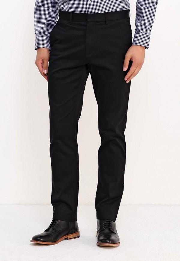 мужские повседневные брюки banana republic, черные