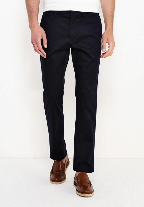 мужские брюки чинос banana republic, синие