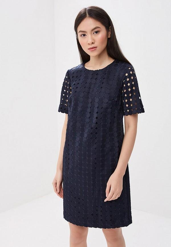 Купить Платье Banana Republic, Banana Republic BA067EWAPSP5, синий, Весна-лето 2018