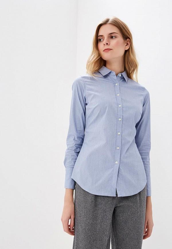 Купить Рубашка Banana Republic, Banana Republic BA067EWAPUG9, голубой, Осень-зима 2018/2019