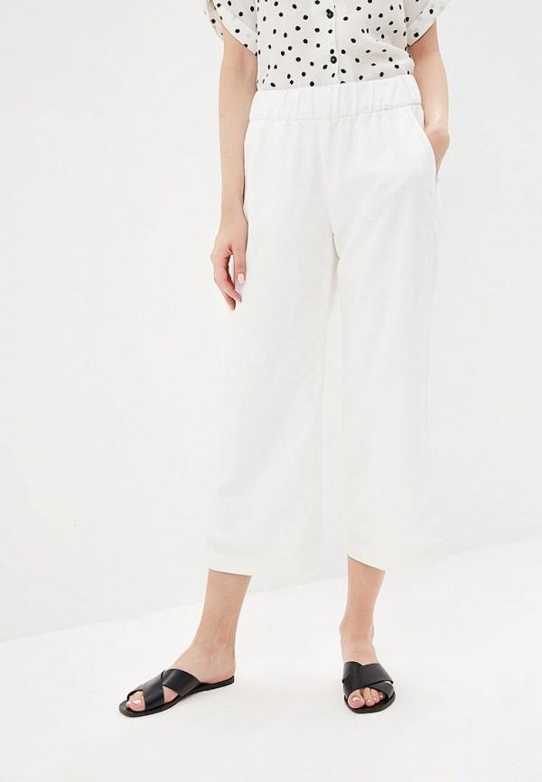 женские брюки banana republic, белые