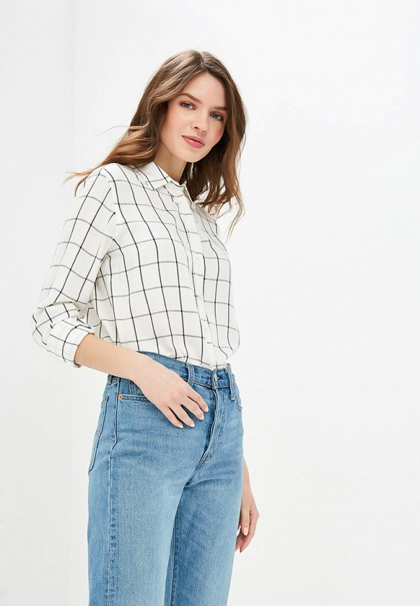Купить Рубашка Banana Republic, Banana Republic BA067EWBVJA1, белый, Осень-зима 2018/2019