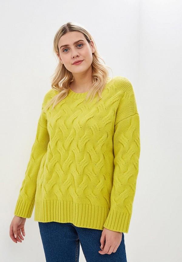 женский джемпер banana republic, зеленый