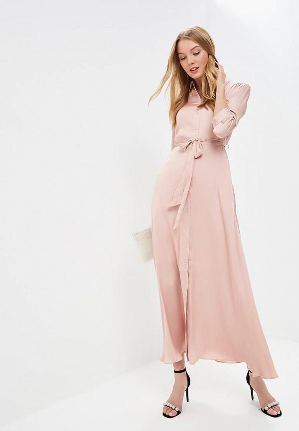 Фото - женское платье Banana Republic розового цвета