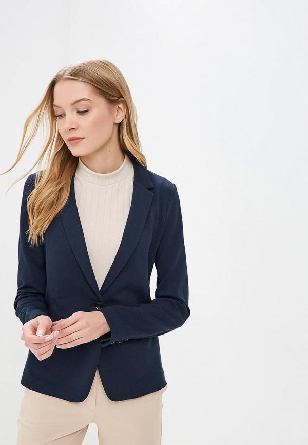 женский пиджак banana republic, синий