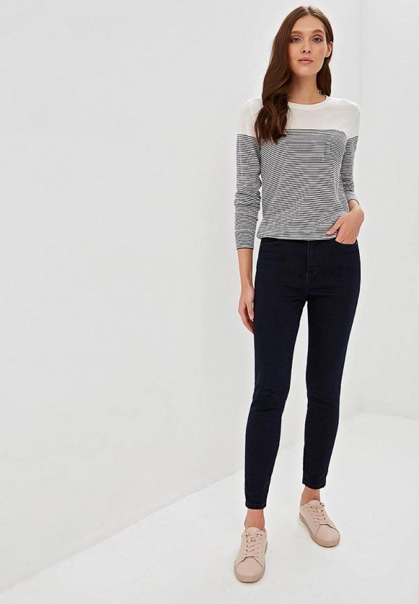Фото 2 - женские джинсы Banana Republic синего цвета