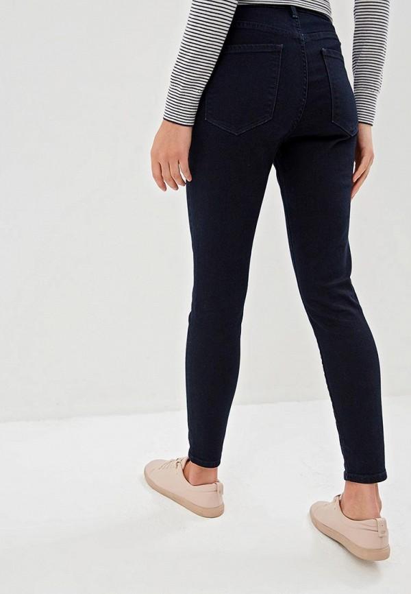 Фото 3 - женские джинсы Banana Republic синего цвета