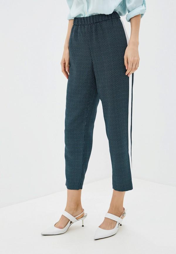 женские брюки banana republic, синие