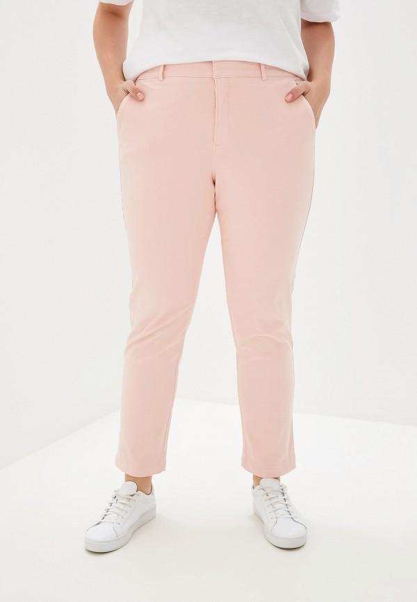 женские брюки banana republic, розовые