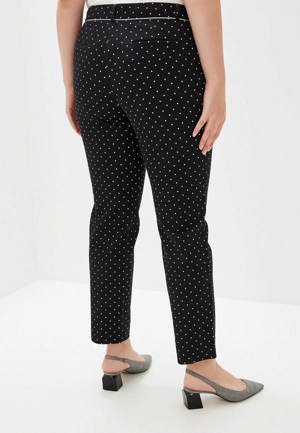 Фото 3 - женские брюки Banana Republic черного цвета