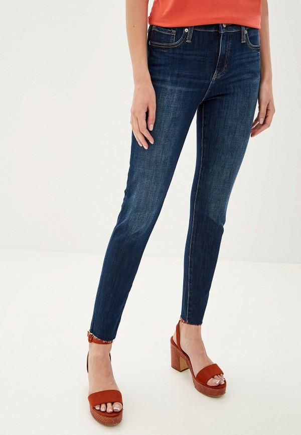 женские джинсы banana republic, синие