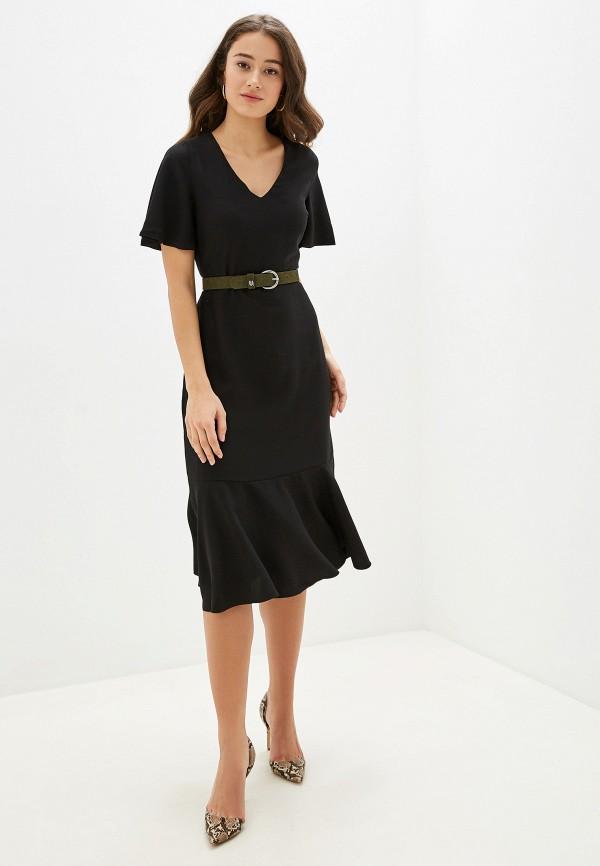 Фото - женское платье Banana Republic черного цвета