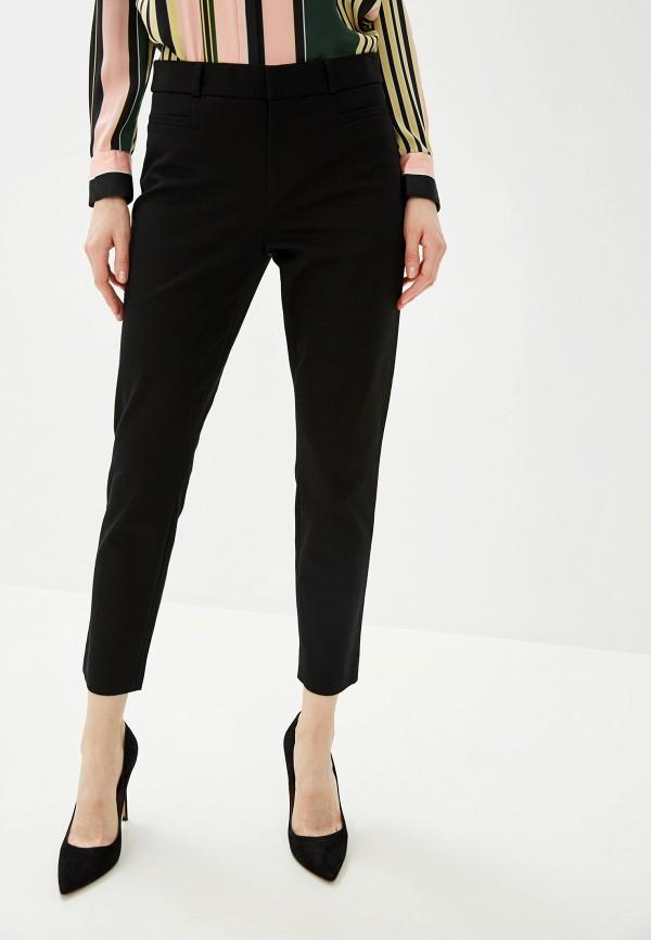 женские брюки banana republic, черные