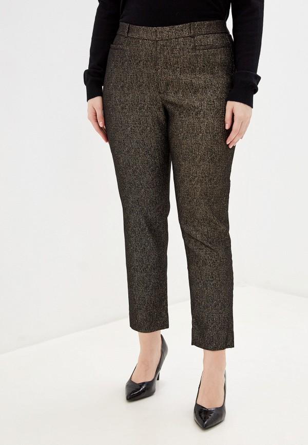 женские повседневные брюки banana republic, золотые